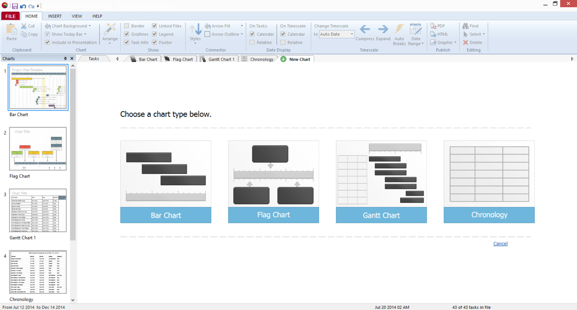 timeline maker pro software works with powerpoint excel word