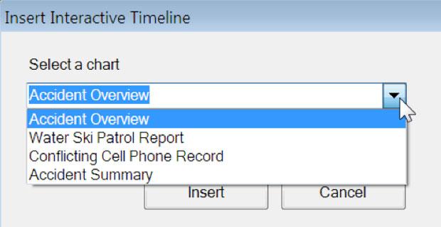 Timeline Presentation - 04 - Select Timeline for Presentation